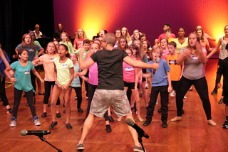 Musical theatre workshop comes to Wharton Center