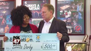Excellence in Education 5/23/17: Sirrita Darby
