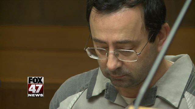 Ex-MSU gymnastics doctor Larry Nassar back in court on assault allegations