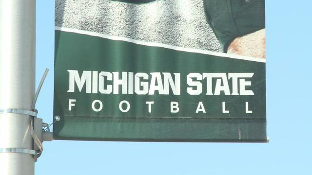 3 suspended Michigan State football players charged with sexual assault