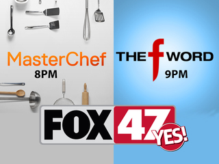 Teams face off tonight on MasterChef, The F Word