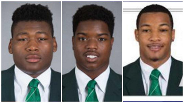 Michigan State Dismisses Three Players Charged In Sexual Assault Case