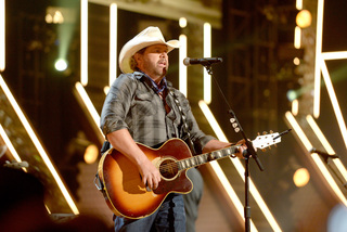 Watch & Win VIP tickets to Toby Keith