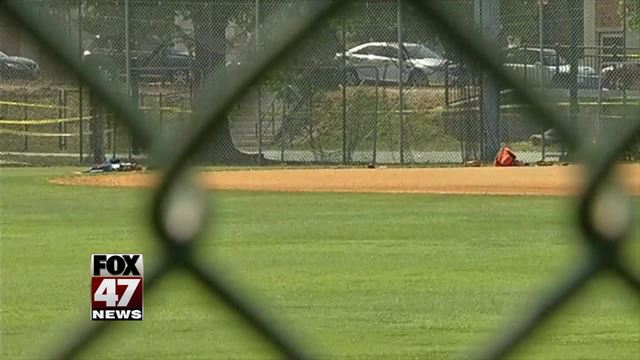 MI congressmen at baseball field during shooting