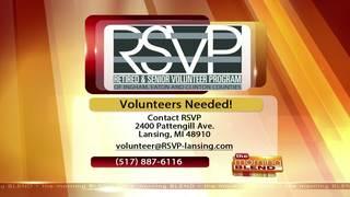 RSVP group is seeking more senior volunteers