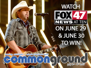 Your chance to win VIP tickets to Toby Keith!