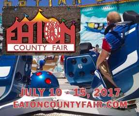 Enter to win tickets to the Eaton County Fair!