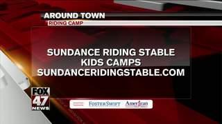 Around Town 6/28/17: Sundance Riding Stable