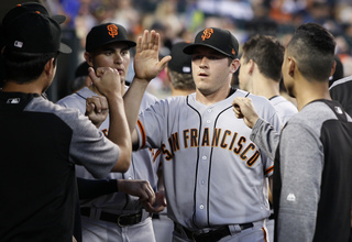 Giants hold off late rally, beat Tigers 5-4