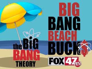 Watch Big Bang Theory weeknights to win $100!