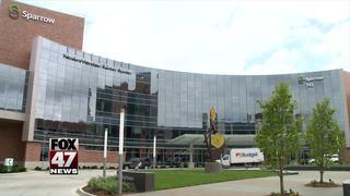 Sparrow opens new Herbert-Herman Cancer Center