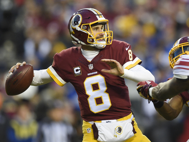 Kirk Cousins, Redskins unlikely to strike deal