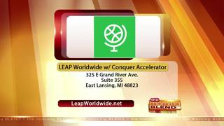 LEAP Worldwide & Conquer Accelerator- 7/18/17