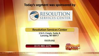 Resolution Services Center- 7/18/17