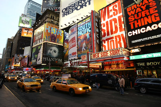 Win a trip to NY, tickets to Broadway musicals!