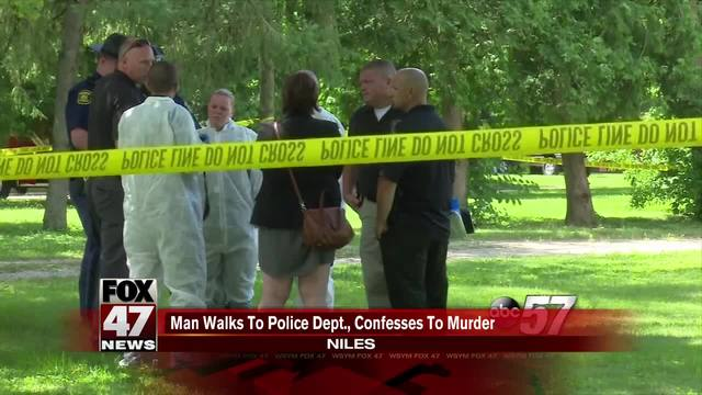 Man Charged In Niles Murder