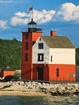 Michigan Lighthouses by Holt & Dimondale