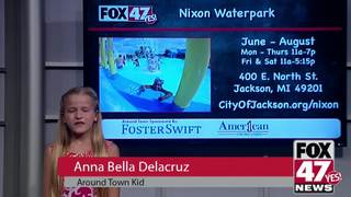 Around Town Kids 8/18/17: Nixon Waterpark
