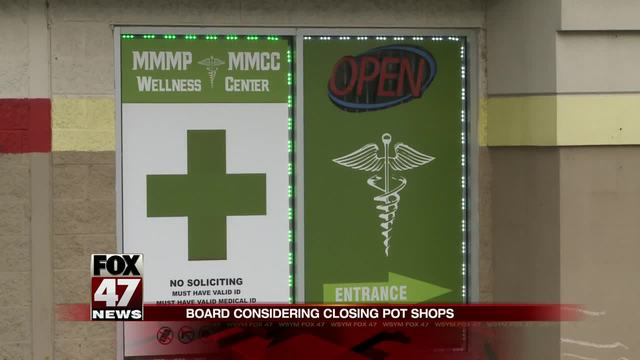 Gaylord Dispensary Owners Discuss Proposal Made by Medical Marijuana Board Member