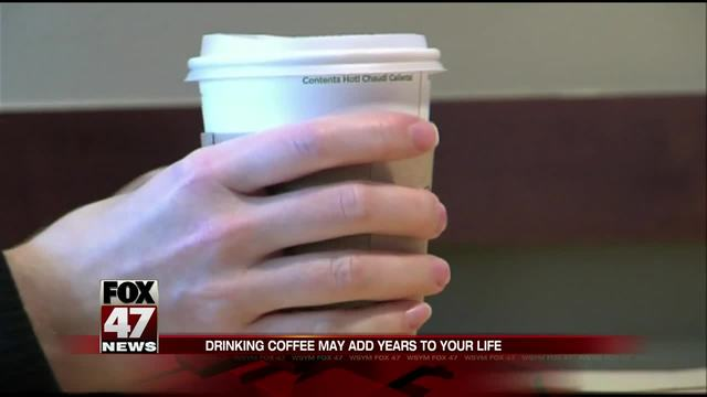 Four Cups of Coffee a Day Could Delay Early Death