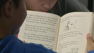 Third grade reading law takes effect