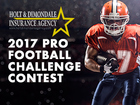 2017 Pro Football Contest: Make your picks here!