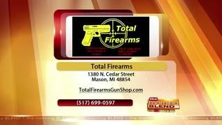 Total Firearms- 9/15/17