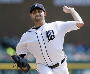 Detroit's Boyd falls an out short of no-hitter