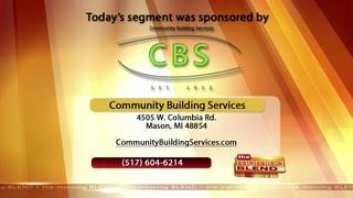 Community Building Services-9/19/17