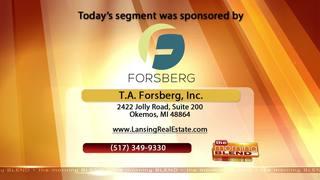 T.A. Forsberg, Inc.- 9/20/17