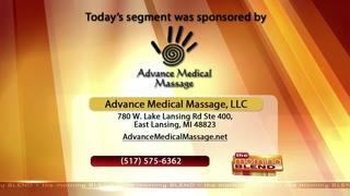 Advance Medical Massage- 9/20/17