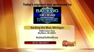 Backing the Blue, Michigan- 9/21/17