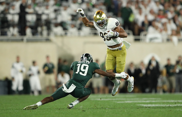 Biggest takeaways from the Michigan State loss to Notre Dame