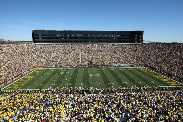Game time announced for Michigan-Michigan State on October 7