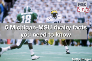 5 Michigan-MSU rivalry facts you need to know