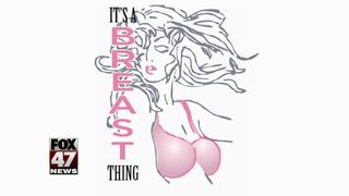 Yes! Grant 10/5/17: It's a Breast Thing