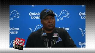 The Lions QB get injured in 27-24 loss