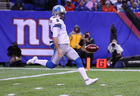 Lions punter practices for 1st time this season