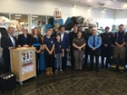 15K stuffed animals donated to first responders