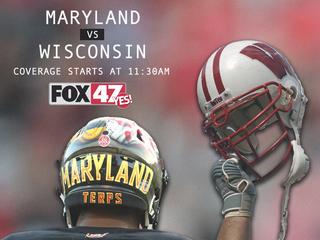 Big Ten football starts at 11:30 on FOX 47!