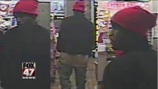 Lansing police release photo of robbery suspect