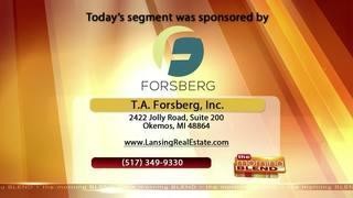 T. A. Forsberg, Inc. 10-20-17