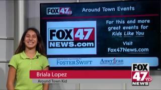 Around Town Kids 10/20/17: How-to-Halloween