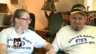 Grand Ledge community helps local family