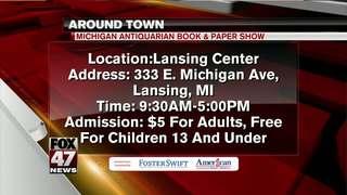 Around Town 10/20/17: Halloween, book show