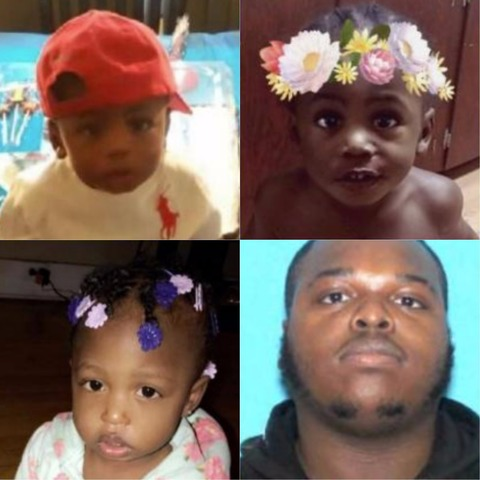 Amber Alert Issued For 3 Michigan Children