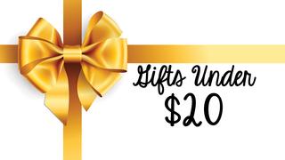 20 gift ideas under $20