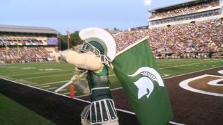 Sparty named Grand Marshal for Silver Bells