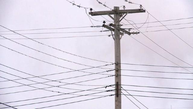 Crews working to restore power following severe storms