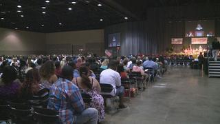 Mid-Michigan high school graduations take place